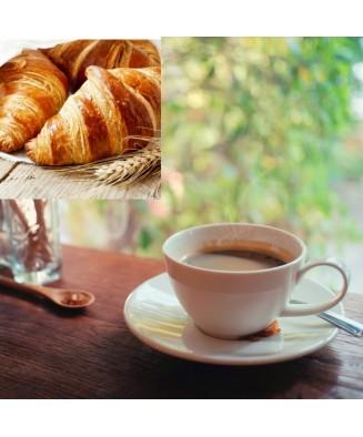CAFÉ + VIENNOISERIE